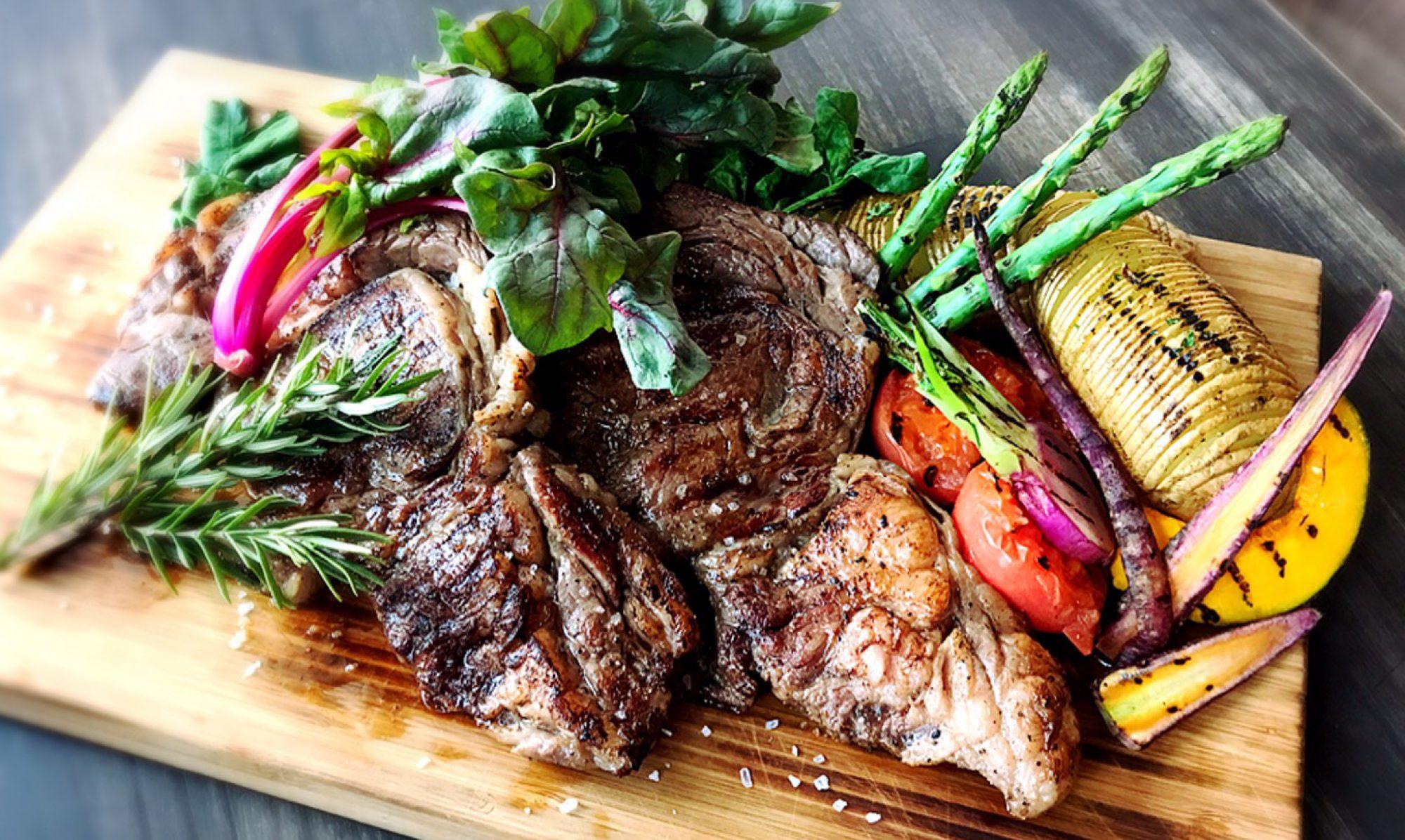 Wine & Steak LINDA 公式ホームページ