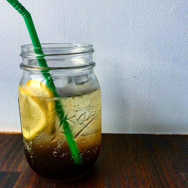 おはようございます!カスカラフィズ復活です!!!暑い夏もさっぱりとしてくれるドリンクです^ ^!コーヒーの実なのにカフェインゼロです#sunnyscoffee #coffeeshop #coffee #cascara #cafe #togo #espresso #pourover