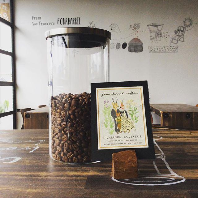こんにちわ本日のコーヒー(today's coffee)はNICARAGUA LA VENTAJAです!アプリコットやピーチのような酸味をお楽しみ頂けます️是非お越し下さい#sunnyscoffee #pourover #nicaragua #coldbrew #coffee #大田原 #大田原カフェ #大田原コーヒー