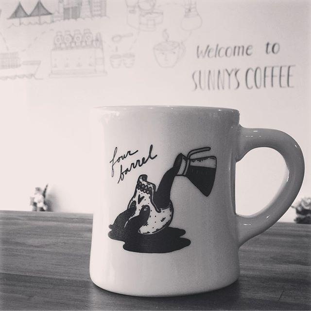こんにちは寒い日にはhot coffeeがおすすめ️・営業時間  8:00〜19:30是非お越しください・#sunnyscoffee #サニーズコーヒー #coffee #サードウェーブコーヒー #シングルオリジン #大田原 #大田原カフェ