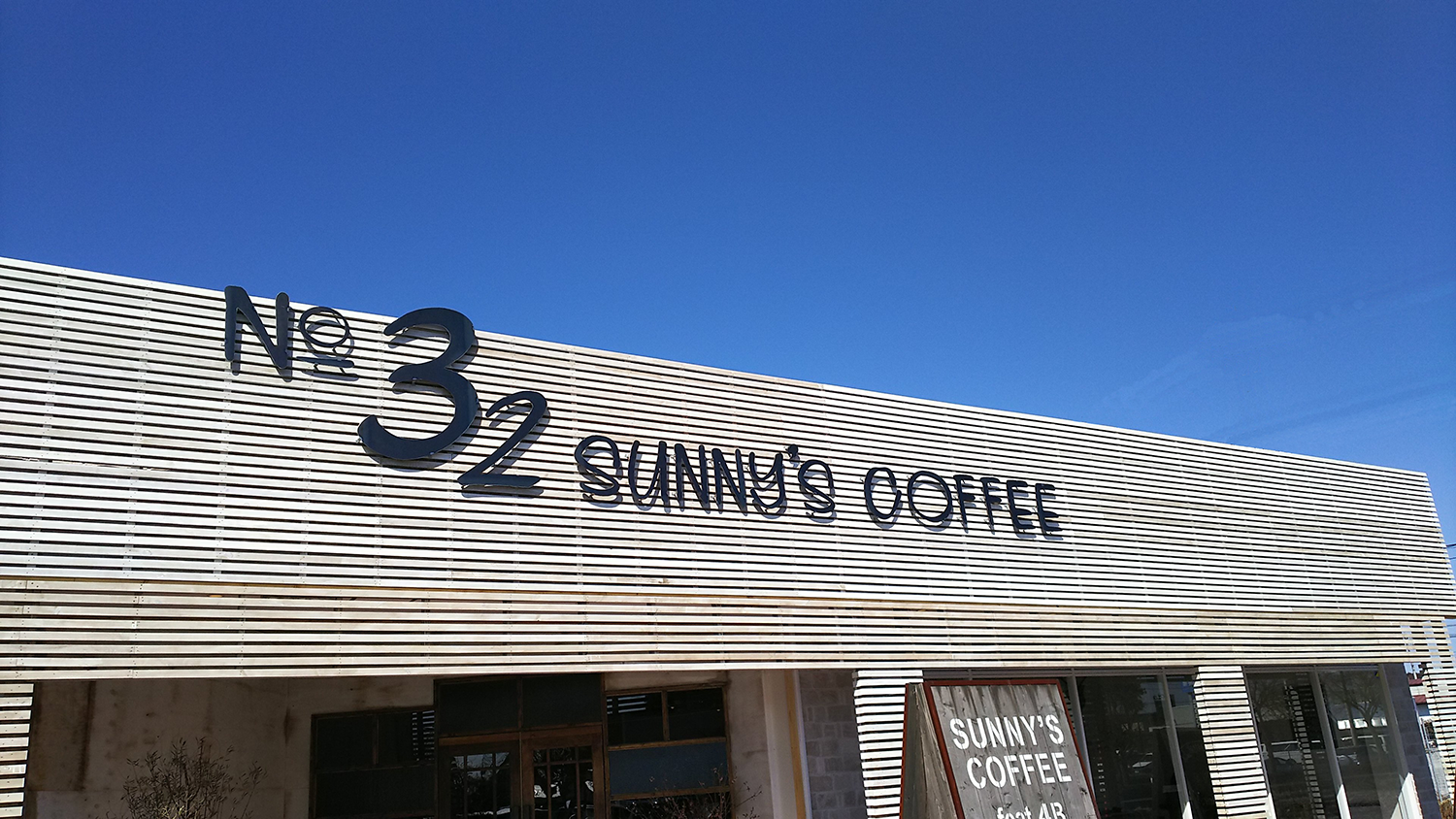 Sunny's Coffee feat. Four Barrel 公式ホームページ 栃木県 大田原店