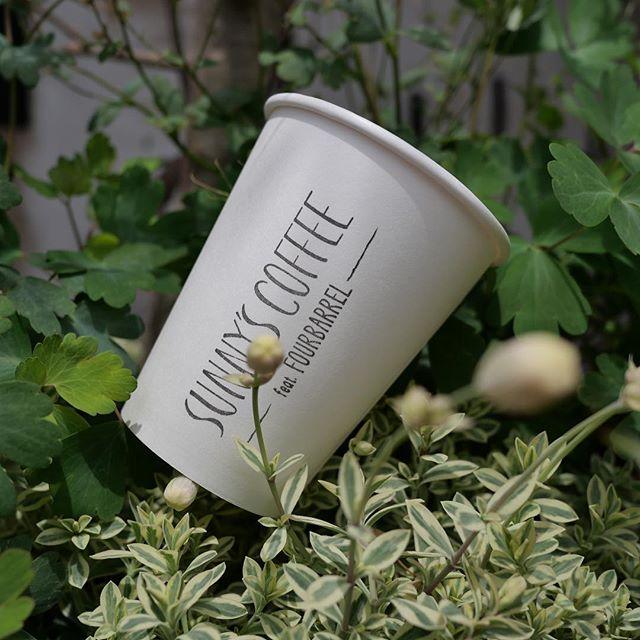 おはようございます!本日は、快晴で過ごしやすい1日になりそうですね!#coffee の#takeout も出来ますので、ふらっと立ち寄ってみてはいかがでしょうか?#sunnyscoffee #espresso #togo #cafe #coffeetime #icedlatte