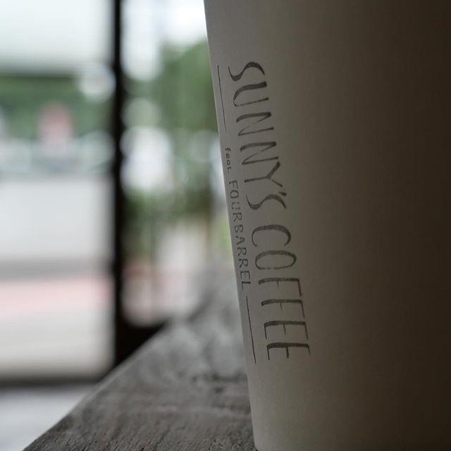 おはようございます!! 本日も18時まで営業しております!尚、夜のディナータイムは本日貸し切りにさせていただきますので、よろしくお願いいたします。#sunnyscoffee #サニーズコーヒー #coffee #togo #tochigi #latte #coffeeshop