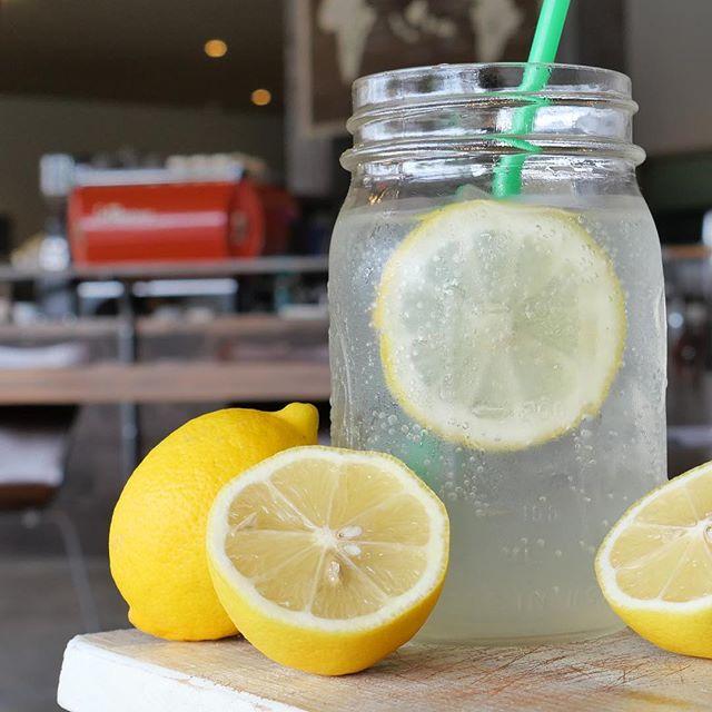 こんにちは!Sunny's Seasonal drink.自家製レモネードです!暑い夏にはさっぱりと飲めるレモネードはいかがでしょうか?#takeout もご利用できるので、この機会に是非!! #sunnyscoffee #coffee #drink #togo#coffeeshop #cafe #lemonade