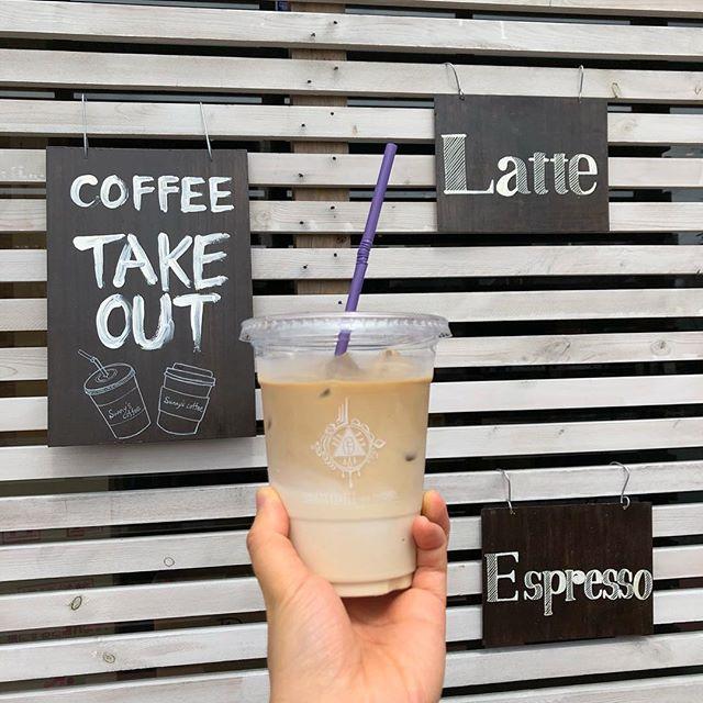 こんにちは!テイクアウトもできますので、お気軽にお立ち寄りください。#sunnyscoffee #coffee#cafe #takeout #ice#latte #espresso #サニーズコーヒー#栃木#大田原