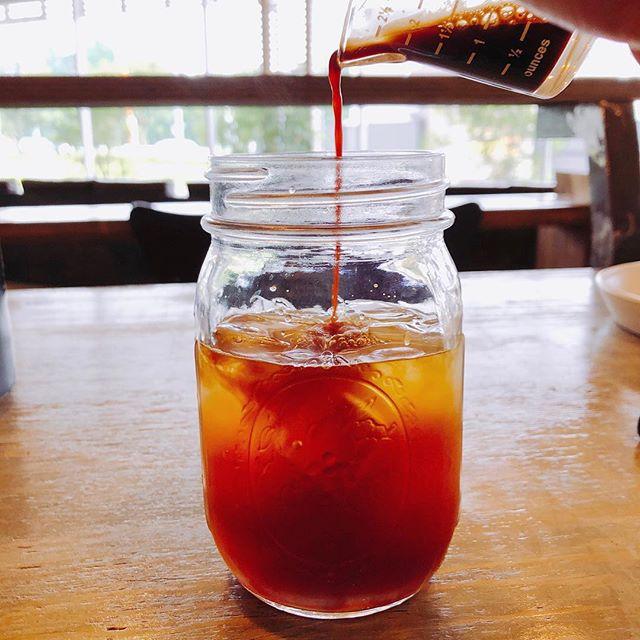 Hello!!・We look forward to your visit.・9:00〜18:00・#sunnyscoffee #coffee#americano #espresso #drink #cafe #cappuccino #latte #macchiato