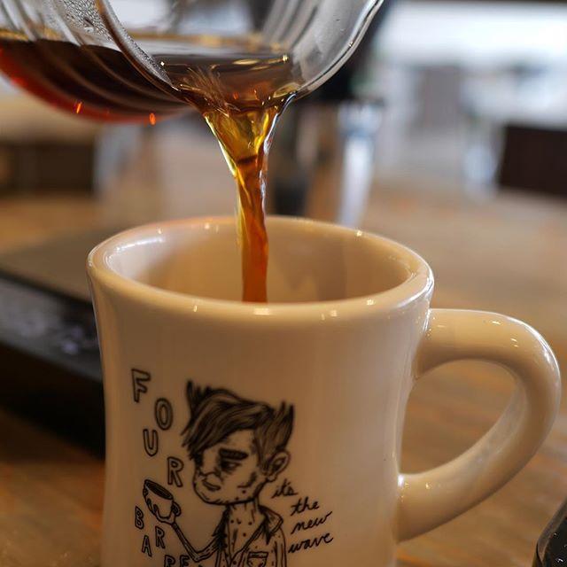 おはようございます!本日は台風が接近しておりますので、皆様お気をつけてお過ごしください。#sunnyscoffee #coffee #cafe #lunch #pourover #dripcoffee